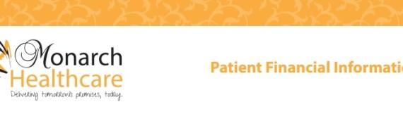 Patient Financial Information